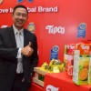 """Tipco"" plans to enhance brand competitiveness, aiming to be the premier juice maker in the world receiving World Branding Awards while adding more product line-up to achieve the expected growth."