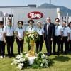"""""""น้ำแร่ออรา""""เปิดโรงงานเพิ่มกำลังการผลิตรองรับตลาดน้ำแร่โตต่อเนื่อง"""