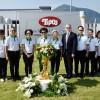 """""""ทิปโก้ฟูดส์"""" ดีเดย์!เปิดโรงงานน้ำแร่แหล่งที่ 2 จากต้นน้ำธรรมชาติที่สะอาดบริสุทธิ์เพิ่มกำลังการผลิตรับตลาดโตเน้นจุดขายซิลิก้า(OSA) และแคลเซียม"""