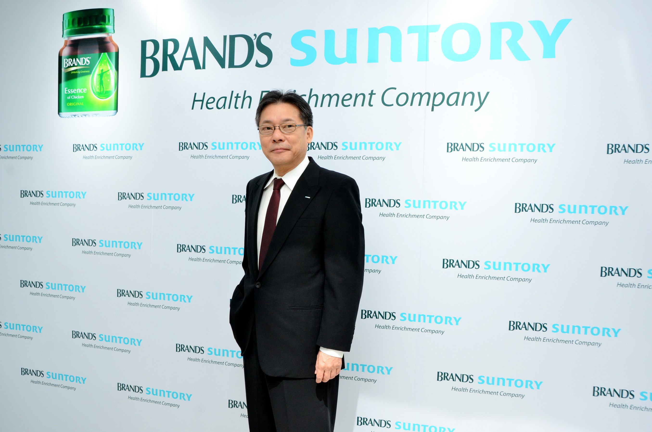 Mr Gen Saito, Chief Executive Officer, BRAND'S Suntory International-03